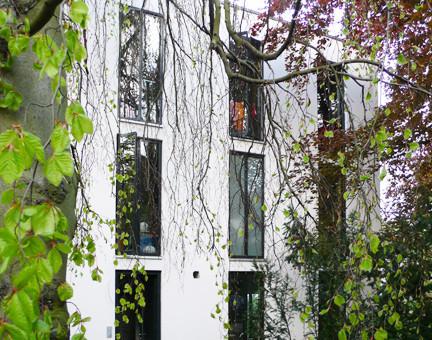Welp architekten haus bohner berlin pankow for Hausplanung berlin